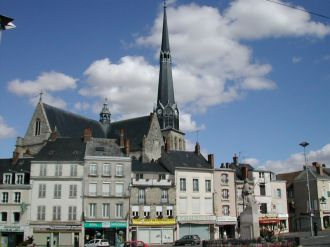 visite septembre 2004 Pithiviers